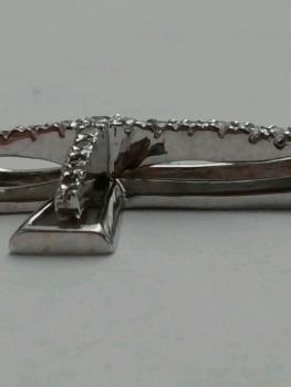 Photo of cross necklace Northwest Indiana.