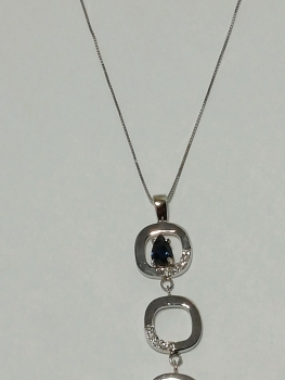 Photo of onyx jewelry Northwest Indiana.