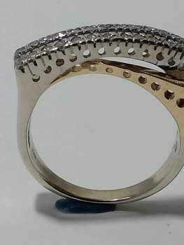Photo of Schererville promise ring.