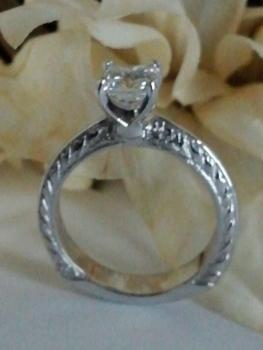 Photo of diamond ring Schererville.