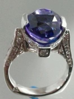 Photo of sapphire ring Munster.
