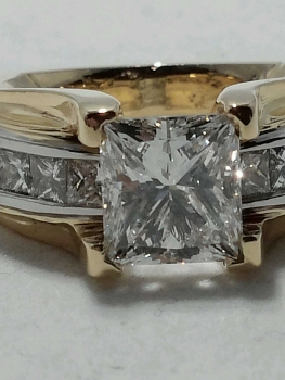 Photo Diamond Rings Northwest Indiana.