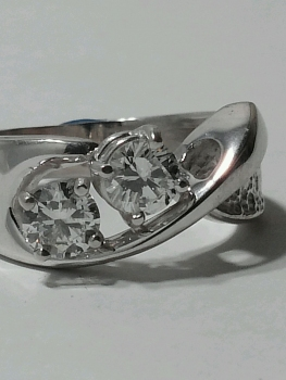 Photo of custom ring Crown Point IN.
