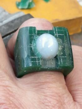 Photo of Northwest Indiana custom jeweler.