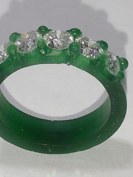 Photo of Chesterton custom jeweler.